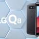 LG Q8 es oficial: el smartphone con doble cámara y doble pantalla
