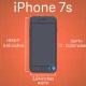 Una filtración nos revela las dimensiones de los iPhone 7s y 7s Plus