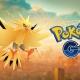 Pokémon Go recibe a Zapdos, un nuevo pokémon legendario
