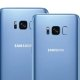Samsung Galaxy S8 en color azul coral, ya disponible en España