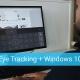 Podrás utilizar Windows 10 simplemente con el movimiento de tus ojos