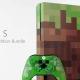Microsoft presenta una Xbox One S con el estilo de Minecraft