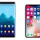 iPhone X vs Galaxy Note 8: ¿Cuáles son las diferencias?