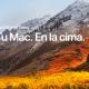 """macOS High Sierra muestra la contraseña real al pedir una """"pista de contraseña"""""""