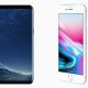 iPhone 8 vs Galaxy S8: ¿Cuáles son las diferencias?