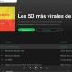 """""""Cara el Sol Remix"""" es la canción más viral de Spotify en España"""