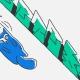 Nuevo Doodle en Google: un mapache deportista por los Juegos Olímpicos de Invierno