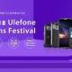 Ulefone celebra el Festival de fans con ofertas en móviles, obsequios y cupones