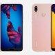 Huawei P20 y P20 Lite en versión rosa llegan a El Corte Inglés en exclusiva