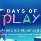 Days of Play, rebajas en juegos de PS4, accesorios y una edición especial de la consola