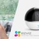 Ezviz C6T y Alarm Hub Kit, una cámara 360º y un pack de sensores para controlar el hogar