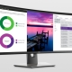 UltraSharp 49 Curved Monitor, 32 4K, 34, 24 y UltraSharp 27: los nuevos monitores de Dell