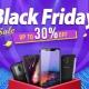 Blackview rebaja sus smartphones hasta un 30% por el Black Friday