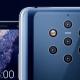 Nokia 9 PureView es oficial, un Android One con lector de huellas en pantalla y 5 cámaras