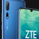 ZTE Axon 10 Pro 5G: lector de huellas en pantalla, Snapdragon 855 y conectividad 5G