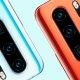 Huawei P40 filtrado en imágenes: cámara dual frontal incrustada y sin jack de audio