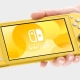 Nintendo Switch Lite es oficial: más pequeña, barata y solo con modo portátil