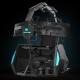Acer Predator Thronos Air, la cabina gaming para 3 monitores con masaje incluido