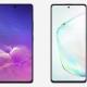 Samsung Galaxy S10 Lite y Note 10 Lite son oficiales: más asequibles y con pocas renuncias