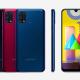 Samsung Galaxy M31: 4 cámaras, pantalla Super AMOLED y batería de 6.000 mAh por 279 euros
