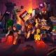 Minecraft Dungeons ya disponible: un juego de rol de acción basado en Minecraft