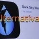 12 alternativas a Dark Sky