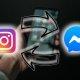 Instagram y Facebook Messenger comienzan a unificar los mensajes