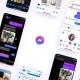 Facebook Messenger se renueva: ahora tiene nuevo logo, nuevos temas para el chat y más