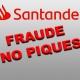 Nuevo fraude contra el Banco Santander: piden verificar tu cuenta o será suspendida