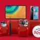 Envío gratis, sin colas y devolución ampliada: Huawei Store facilita comprar los regalos