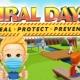 Viral Days: este juego móvil ayuda a prevenir el COVID-19