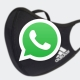 Cuidado con el regalo de mascarillas Adidas en WhatsApp: es una estafa
