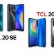 TCL 20 5G y TCL 20 SE: calidad-precio muy agresiva y buen diseño