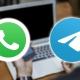 6 funciones de WhatsApp que no tiene Telegram