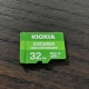Review: Kioxia Exceria High Endurance 32 GB, una microSD con grandes prestaciones