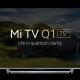 Xiaomi Mi TV Q1: panel QLED de 75 pulgadas en el nuevo televisor estrella de Xiaomi