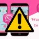 """WhatsApp Pink, cuidado con el """"WhatsApp Rosa"""""""