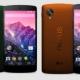 El Nexus 5 estaría disponible en 6 colores más