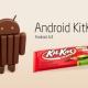 Dispositivos que actualizarán a Android 4.4 KitKat