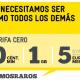 MÁSMÓVIL ofrece 1Gb por 5 euros mensuales
