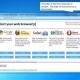 Microsoft presenta la pantalla de selección de navegador