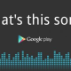 Google lanza su aplicación para reconocer canciones, Sound Search