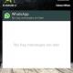 Nuevo WhatsApp Beta: WhatsApp Camera y widget de conversaciones